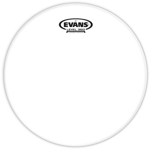 Evans 10 Genera G1 Clear Fell,  transparent
