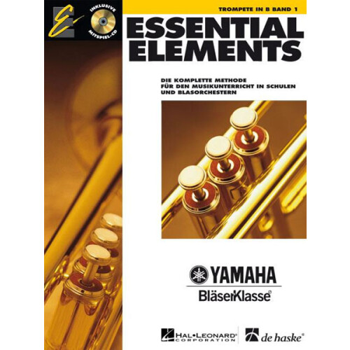 Essential Elements Band 1 - Trompete