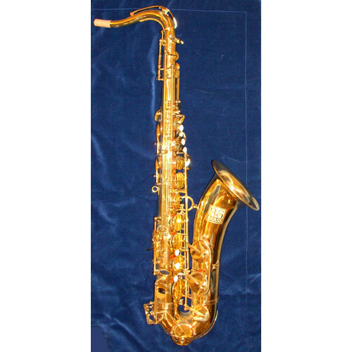 BG Brass Tenor-Saxophon, Goldmessing