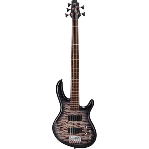 Cort E-Bass Action DLX - 5 Saiter
