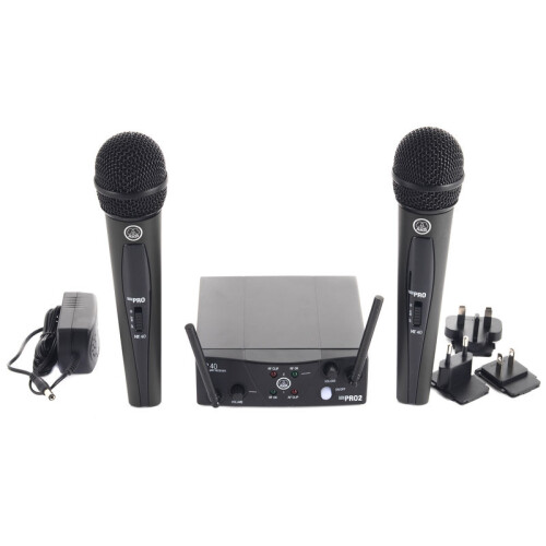 AKG WMS 40 Pro Mini Vocal Dual Set
